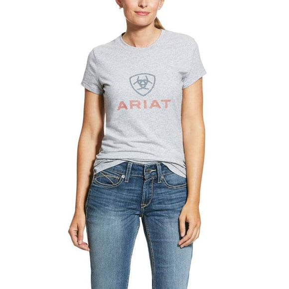 Ariat Women's HD Logo T-Shirt Casual Clothing