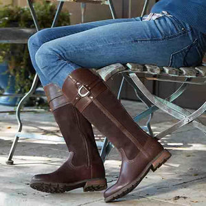 Ariat Women's Loxley H2O Boot - Chocolate Footwear