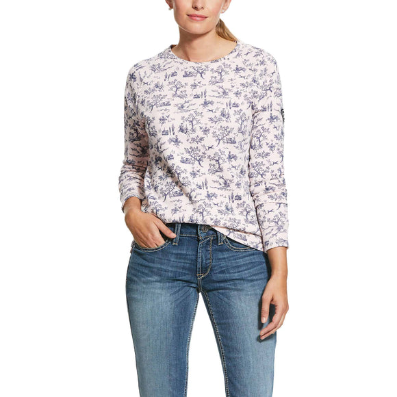 Ariat Women's Ready Sweatshirt Casual Clothing