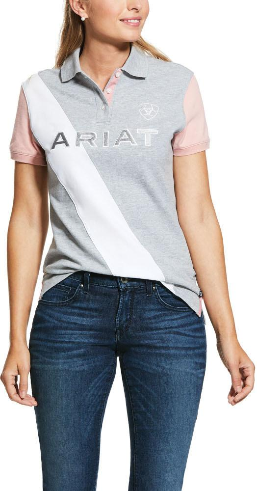 Ariat Women's Taryn SS Polo Casual Clothing