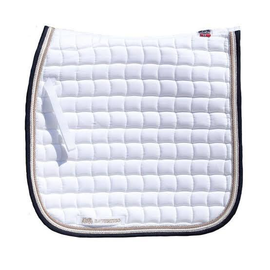B Vertigo Lexington Dressage Pad Saddle Blankets & Halfpads/Correction Pads
