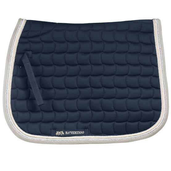 B Vertigo Montana AP Saddle Pad Saddle Blankets & Halfpads/Correction Pads