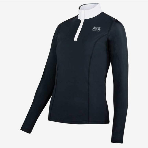 BV Iris Lds Long Sleeve Shirt Competition Wear