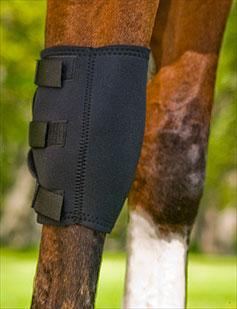 Back on Track Knee Boots Horse Boots and Bandages
