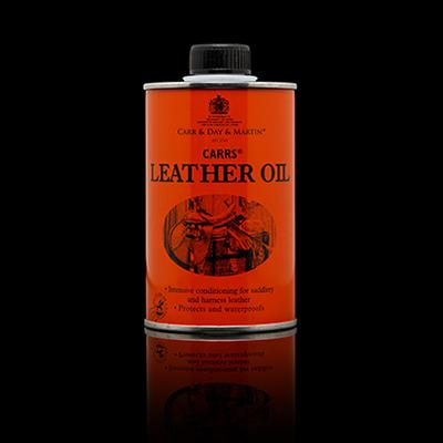 Carrs Leather Oil 300ml Leather Care