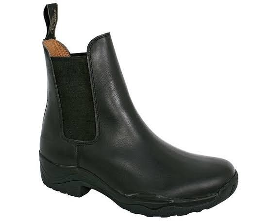 Cavallino Leather Stable Boots Footwear