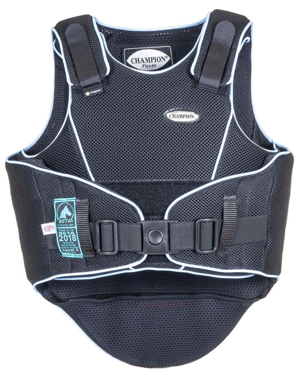 Copy of Champion FlexAir Body Protector - Adults Body Protector/Hi Viz