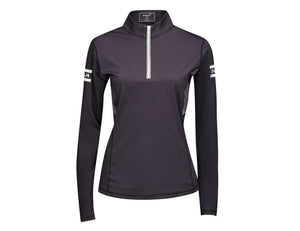 Dublin Blaze 1/4 Zip Long Sleeve Tech Training Top Casual Clothing