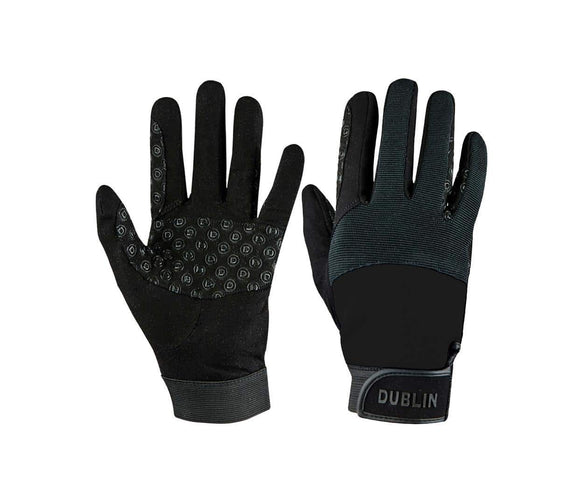 Dublin Cross Country Riding Gloves II Gloves and Socks
