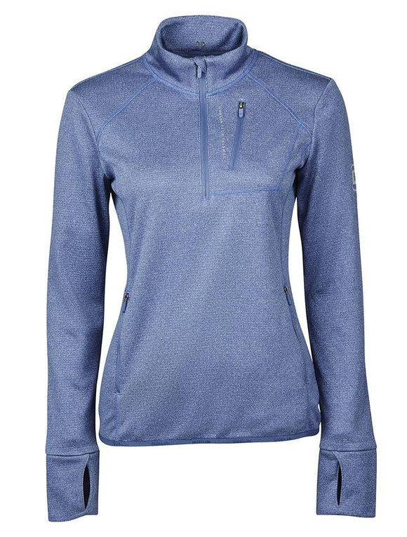Dublin Nicola 1/4 Zip Thermal mid layer Casual Clothing