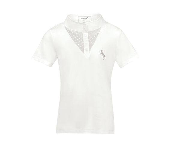 Dublin Tara Competition Lace Shirt - Childs Competition Wear