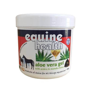 Equine Health Aloe Vera Gel, 500g Veterinary Products