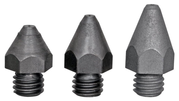 Flair Hardened Steel Studs Set of 4 Farrier Supplies/Studs/Hoof Care