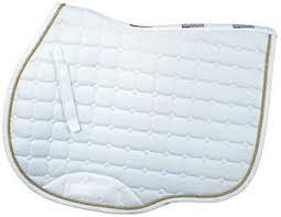 Flair Jump Quilted Saddle Pad Saddle Blankets & Halfpads/Correction Pads
