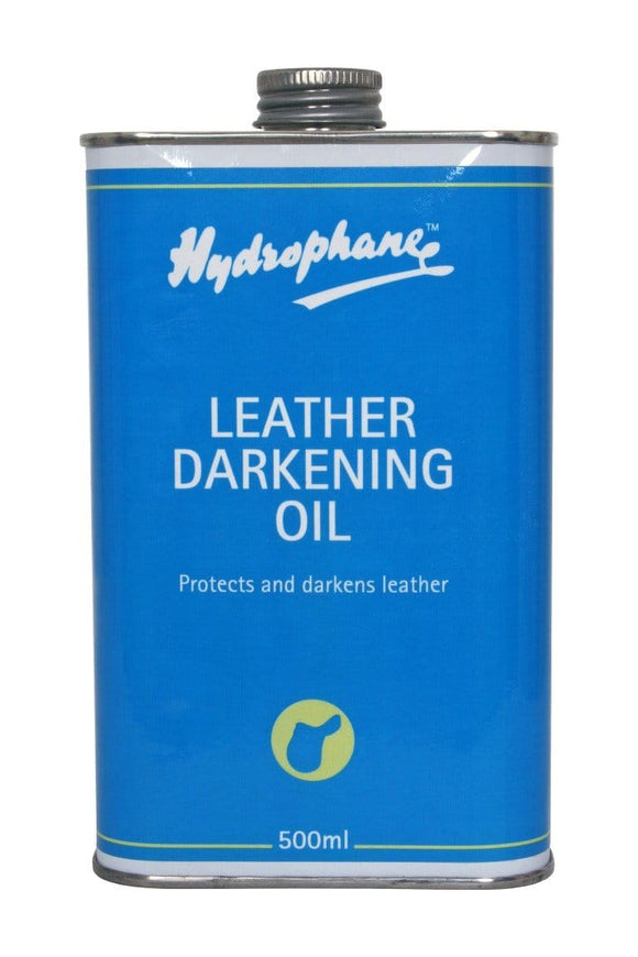 HYDROPHANE LEATHER DARKENING OIL Leather Care