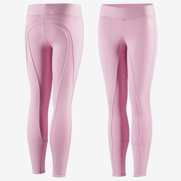 HZ Active JR Fleece Riding Tights Breeches/Tights/Jodhpurs