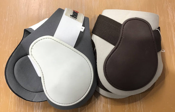 Horze Hind Fetlock Boots - Pony Horse Boots and Bandages