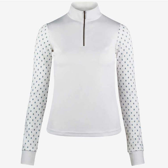 Horze 'Paige' Ladies LS Show Shirt Competition Wear