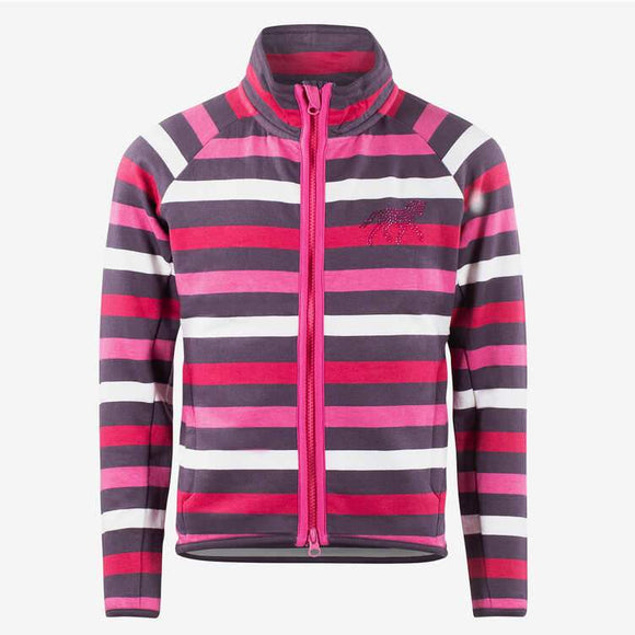 Horze Wilma Kids Sweater Jacket Kid's Clothing and Footwear