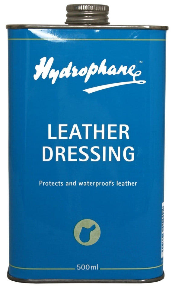 Hydrophane Leather Dressing 500ml Leather Care