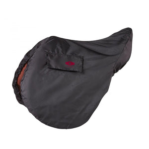 Kincade Ride on Saddle Cover - Black Saddle Accessories (Girths/Leathers/Stirrups)