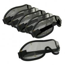 Kroop Triple Slot Racing Goggles Racing