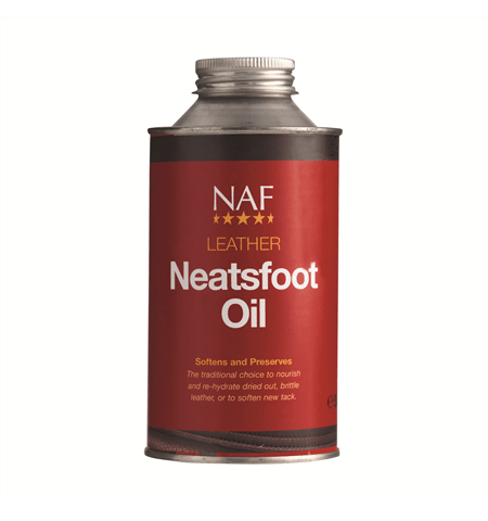NAF Neatsfoot Oil 500ml Leather Care