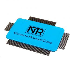 NTR Ultimate Quarter Marker Comb Grooming