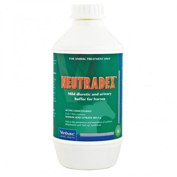 Neutradex 1L Equine Health Supplements