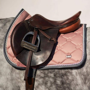 PS of Sweden 'Blush' Jump Saddle Pad Saddle Blankets & Halfpads/Correction Pads