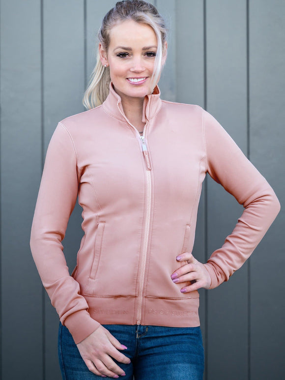 PS of Sweden Faith Zip Up Sweater Casual Clothing