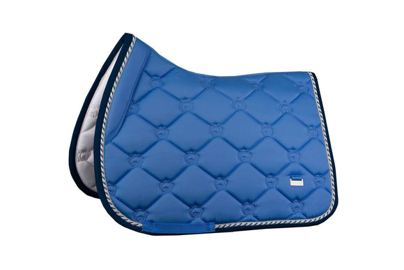 PS of Sweden Jump Saddle Pad, Blueberry Saddle Blankets & Halfpads/Correction Pads