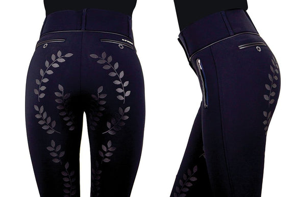 PS of Sweden 'Robyn' Breech - Deep Sapphire Breeches/Tights/Jodhpurs