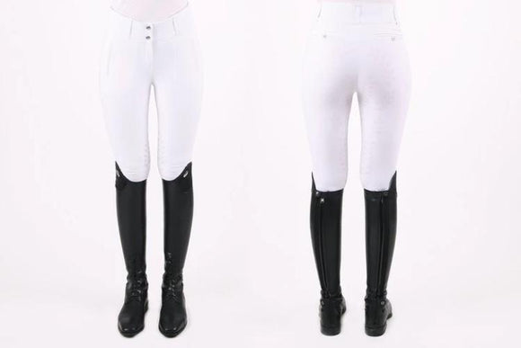 PS of Sweden - Robyn, White Breeches/Tights/Jodhpurs