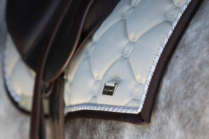 PS of Sweden - Saddle Pad Monogram Prosecco Jump Saddle Blankets & Halfpads/Correction Pads