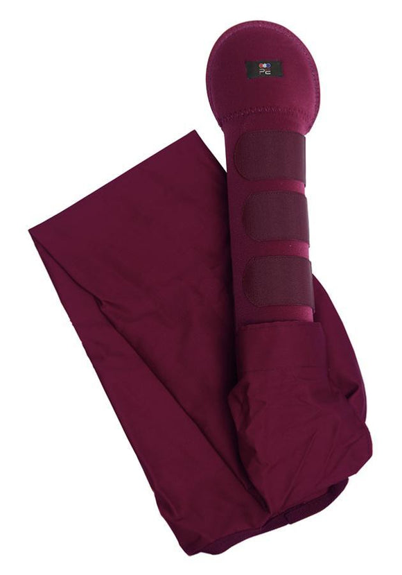 Padded Horse Tail Guard with Tail Bag Horse Boots and Bandages