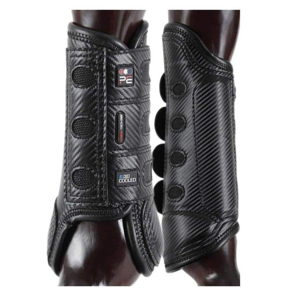 Premier Equine Carbon Tech Air Cooled Eventing Boots Horse Boots and Bandages