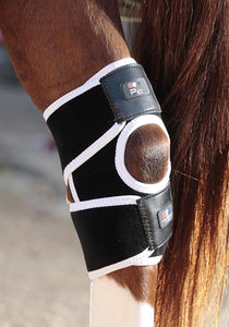 Premier Equine Magni-Teque Magnetic Hock Boots Magnetic/Ceramic Therapy Products