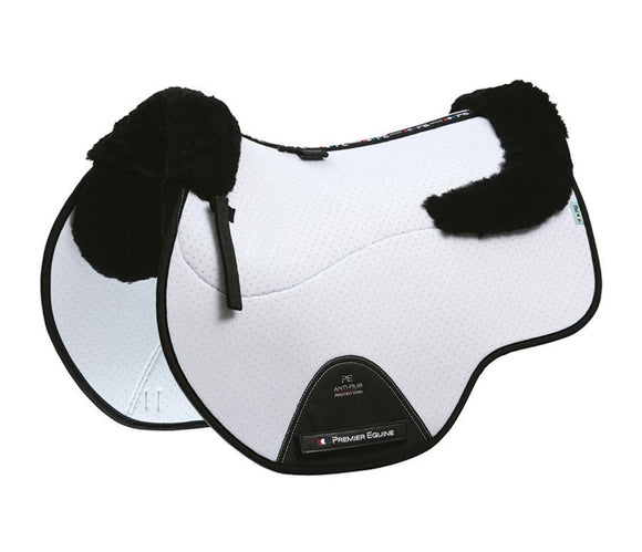 Premier Equine Shockproof Wool European Jump Square Saddle Blanket