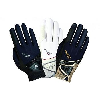 Roeckl Patent Trim Gloves Gloves and Socks