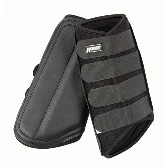 Roma Neoprene Brushing Boots Horse Boots and Bandages
