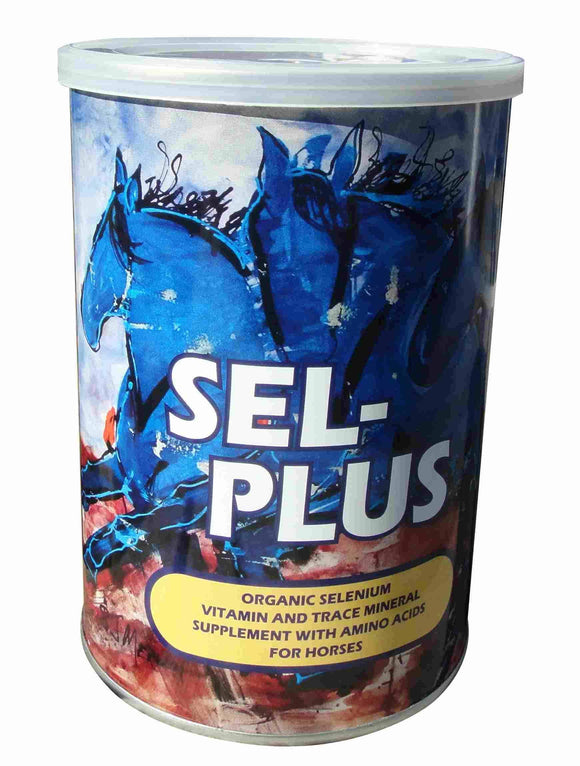 Sel-Plus Selenium Vitamin and Trace Mineral Supplement Equine Health Supplements