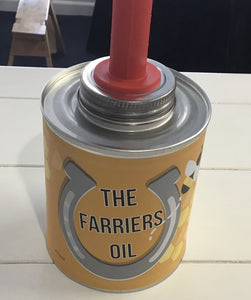 The Farriers Oil 473ml Farrier Supplies/Studs/Hoof Care