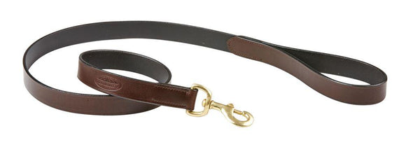 Weatherbeeta Leather Dog Lead Dog Collars and Leads