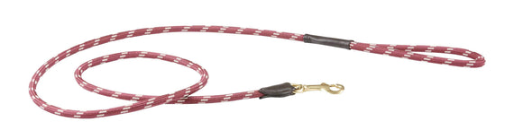 Weatherbeeta Rope Leather Dog Lead Dog Collars and Leads