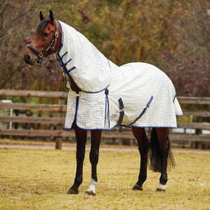 Weatherbeeta Summer Sheet Detach-a-neck Combo with Freestyle Tail Summer Covers