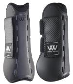 Woof Wear Pro Tendon Boots - Black Horse Boots and Bandages