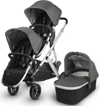 Uppababy basket and stroller