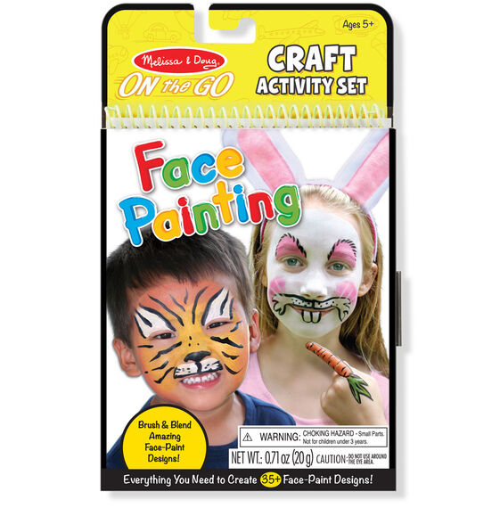 On the Go Crafts - Face Painting - Posh Tots Children's Boutique