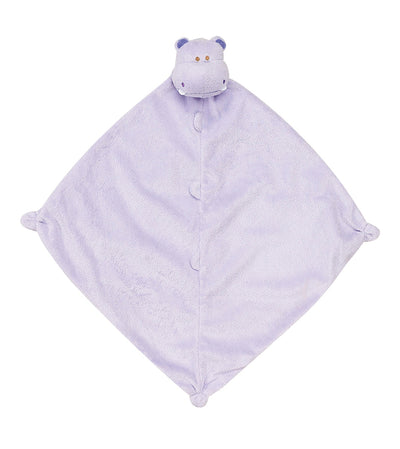 BLANKIE- Purple Hippo - Posh Tots Children's Boutique